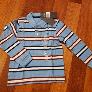 *New* Tommy Hilfiger Kids Polo 4T
